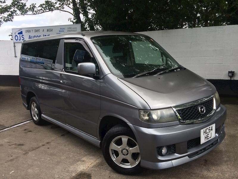 Mazda Bongo Friendee MPV 2000 Automatic Petrol | in Plymouth, Devon | Gumtree