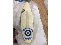 Taj Burrows Pro Model Firewire Surfboard: 6'0 x 18 5/6 x 2 1/4