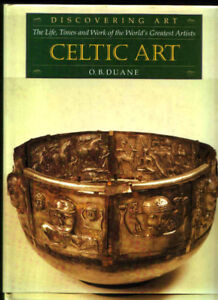 CELTIC ART from Medieval Ireland, Scotland, etc.. Pagan European