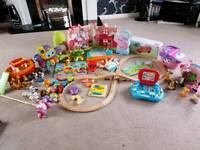 Large toy bundle