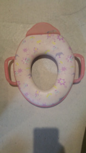 2 Potty Training Seats (Toy Story and Princess)