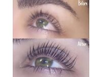 Certified lash technician in London i can offer treatment at your place anywhere in London