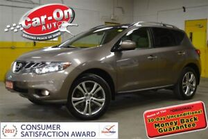 2013 Nissan Murano LE AWD LEATHER PANO ROOF FULL POWER GROUP LOA