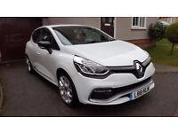 Renault Clio RS (Turbo charged with RS Drive) with Manufacturers Warranty & FSH