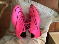 Nike Mercurial Veloce ll football boots size 8