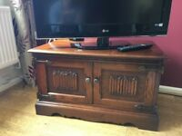 'Old charm' tv unit