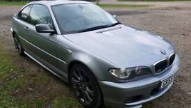 BMW E46 330d M sport coupe