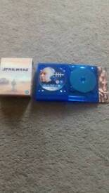 Star wars the complete saga blue ray boxset