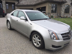 2008 Cadillac CTS Sedan - comes with Winter Tires!!