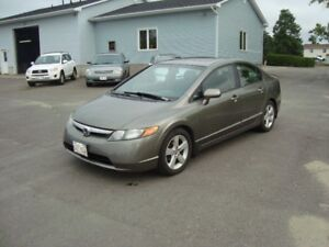 2007 HONDA CIVIC EX 4DR $3800 TAX IN CHANGED INTO UR NAME