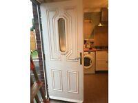 Composit door