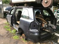 VAUXHALL ZAFIRA 2007 GREY 5DR 1.6 PETROL (P/C Z168) BREAKING FOR SPARES