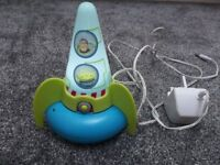 Toy story rechargeable night light/torch