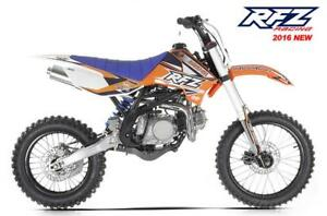 Brand New 125 APOLLO RFZ Racing NO TAX SALE 905 665 0305