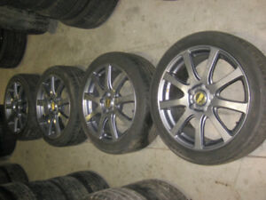 225-45-18 FINAL SPEED MAGS JDM 5X114.3 FINAL SPEED MAG WHEEL