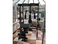 Nordictrack smith machine multi gym