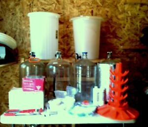 FINAL POSTING: Complete Wine Making Equipment