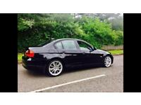 2007 E90 BMW 320d 163bhp well maintained, very tidy inside & out for its age.