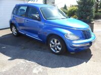 PT CRUISER LOW MILEAGE