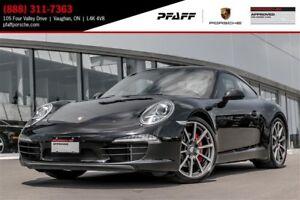 2014 Porsche 911 Carrera S Coupe (991) w/ PDK