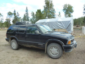 1997 GMC Jimmy SUV, Crossover OBO