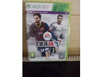 X Box 360 Game Fifa 14