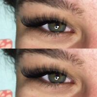 Lash Extensions - Certified & Experienced in St. Catharines