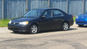 $1700 obo Accepting all reasonable offers Honda Civic lx.