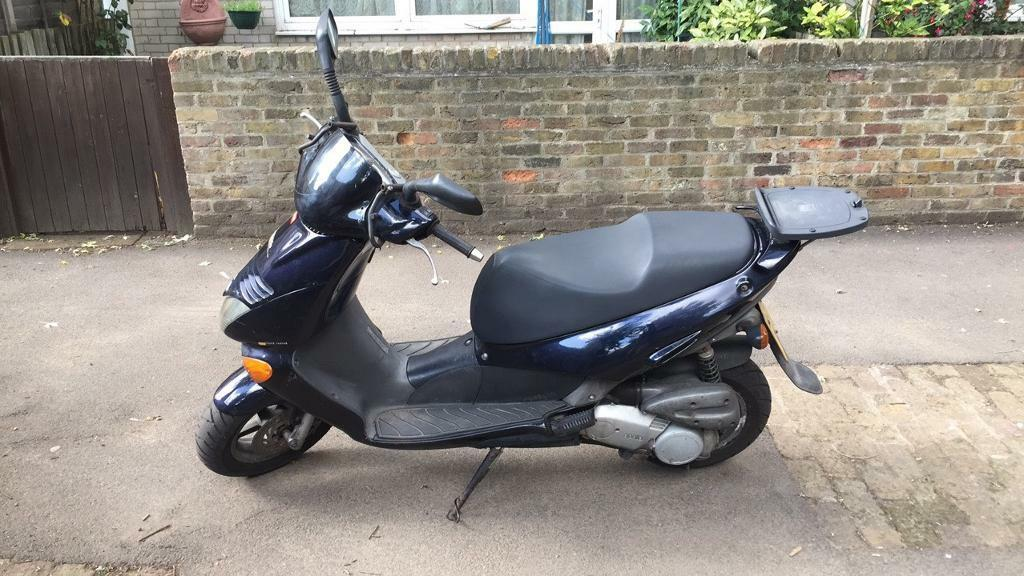 Cheap Moped Aprilia 150cc 125cc Good runner