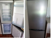 **LOGIK**FRIDGE FREEZER**FROST FREE**ONLY £80**MORE AVAILABLE**COLLECTION\DELIVERY**NO OFFERS**'