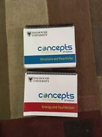 Concepts in chemistry first year Engineering textbooks