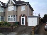 3 bed semi detached house to rent in Horfield Bristol