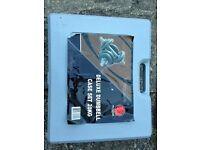 Olympus Sport Deluxe Dumbbell Case Set 20Kg