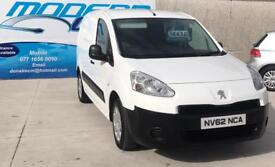 2012 Peugeot partner ##NO VAT##