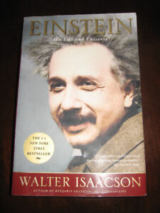 EINSTEIN: His Life and Universe (Walter Isaacson)
