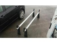 Seam pinch roof rack (transit etc)