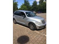 Chrysler Pt cruiser crd limited. New mot today.Part ex /swaps
