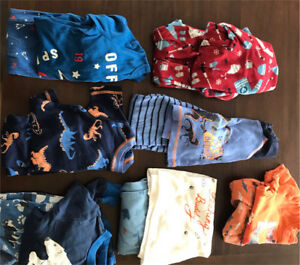 12 month old boy pyjama sets