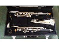 GREAT CONDITION Bass Clarinet