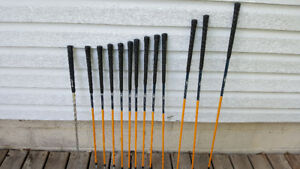 golf clubs starter set driver to wedge