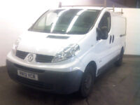 2013 Renault Trafic Sl27 Van for Auction
