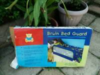 Boys bed guard