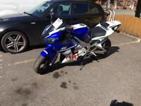 Yamaha r1 Rossi replica limited edition 2001 5jj model