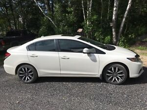 2013 Honda Civic Touring 65 000 km