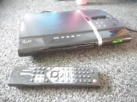 Iluv dvd/cd/ipod player