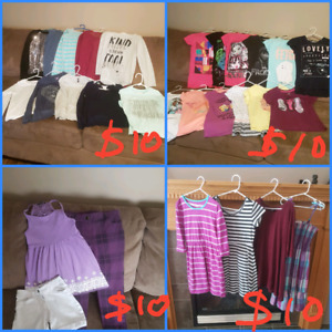 Girls 10-12   Back to School Clothes!