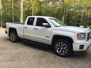 2014 GMC SIERRA  1500 SLT ALL TERRIAN DOUBLE CAB