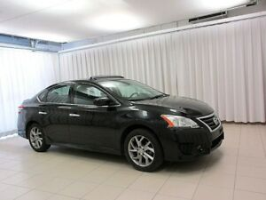 2015 Nissan Sentra FEAST YOUR EYES ON THIS BEAUTY!! SR SEDAN w/