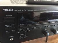 Yamaha Amp (Receiver) RX-590RDS