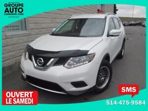 2015 Nissan Rogue *AWD*AUTOM*A/C*MAGS*BLANC*